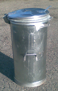 Кофа за боклук МЕВА